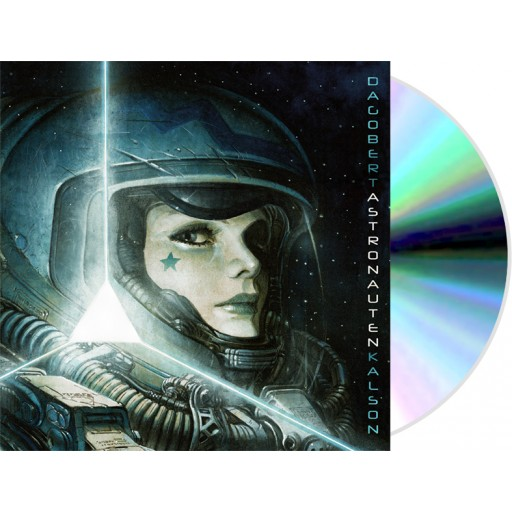 Dagobert & Kalson - Astronauten EP (CD) Dominance Electricity