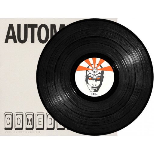 Automation - Comedown EP (The Healing Company) 12'' vinyl