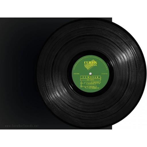 "CEM3340 - 167 Zone (Curtis Electronix) 12"" vinyl"