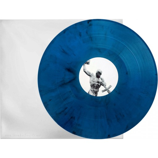 "Electro Nation - Clone EP (Hypress) 12"" blue vinyl"