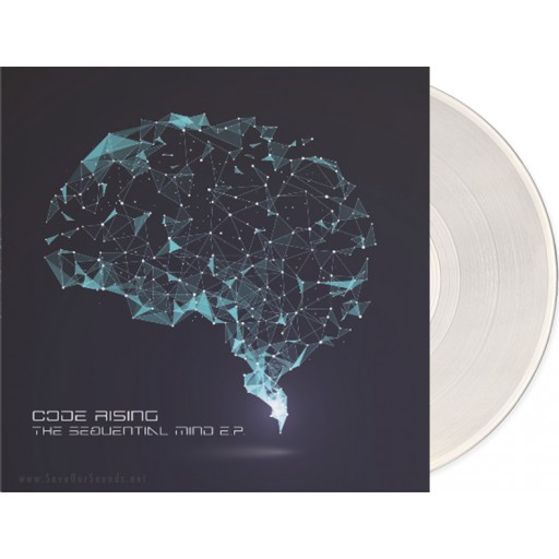 Code Rising - The Sequential Mind E.P. (Propulsion Records) 12'' clear