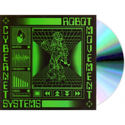 Cybernet Systems - Robot Movement (Battle Trax) CD
