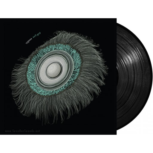 Cygnus - Ne0 Ge0 (Barba Records) 12'' electro vinyl