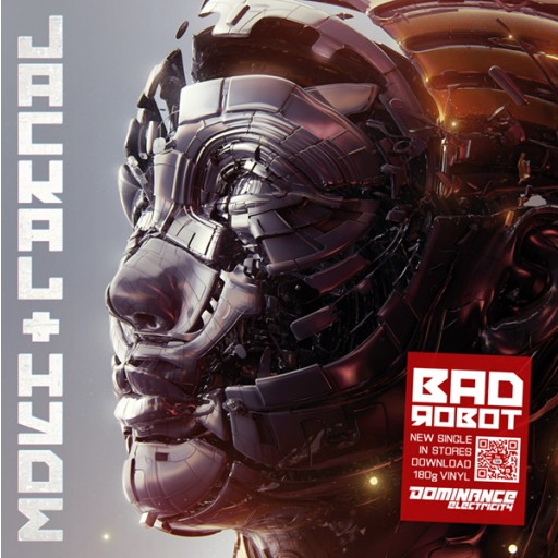 Jackal & Hyde - Bad Robot (Dominance Electricity) poster
