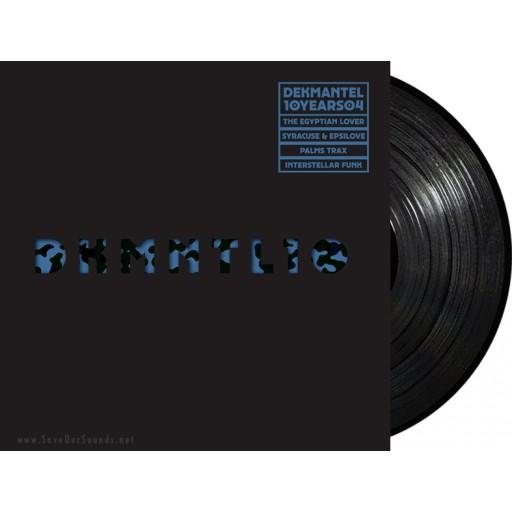 Various - Dekmantel 10 Years 04 (Dekmantel) 12''