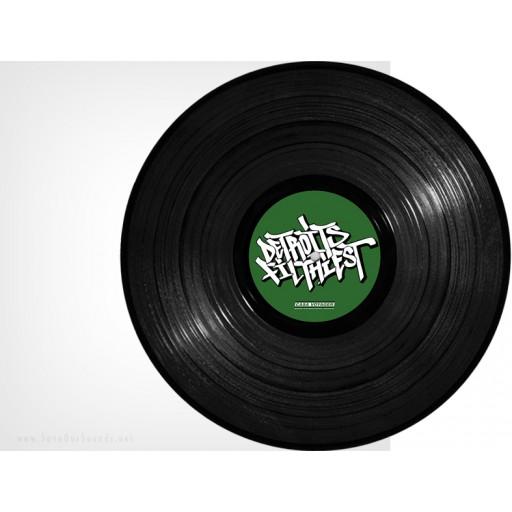 Detroit's Filthiest - Private Stock (Casa Voyager) 12'' vinyl