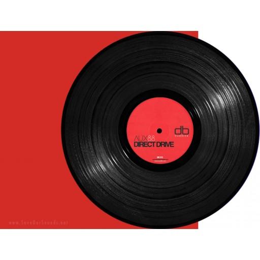 """AUX 88 - Direct Drive (Direct Beat) 12""""  vinyl"""