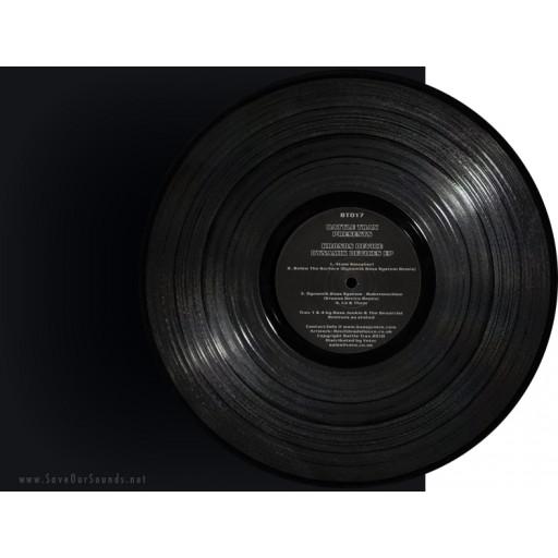 Dynamik Bass System & Kronos Device - Dynamik Devices EP (Battle Trax) 12'