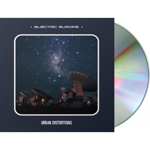 Various - Electric Europe (Urban Distortions) CD