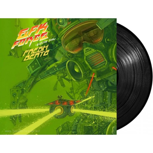 E.F.K. Force - Fresh Beatz (E-Bot Records) 12''