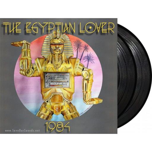 "Egyptian Lover - 1984 (Egyptian Empire) 2x12"" album"