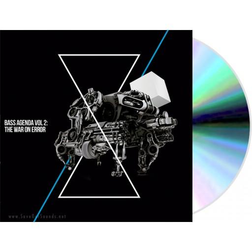 Various - Bass Agenda Vol 2: The War On Error (Bass Agenda) CD