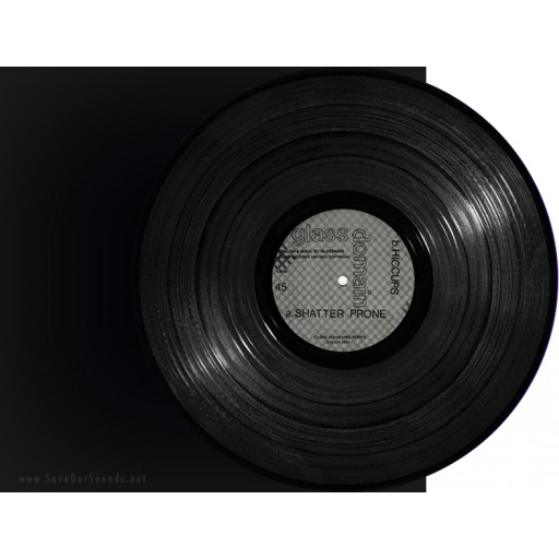 "Glass Domain - Glass Domain (Clone Aqualung Series) 12"" vinyl"