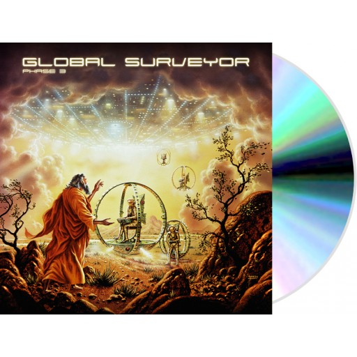 Global Surveyor - Phase 3 (CD) Dominance Electricity