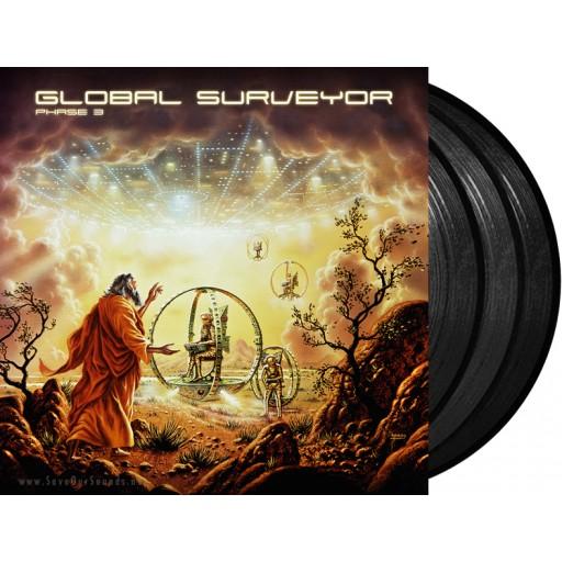 "Global Surveyor - Phase 3 (Dominance Electricity) 3x12"" vinyl"