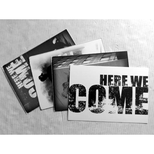 Here We Come - Hip Hop in der DDR (post card set)