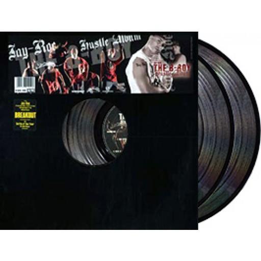 Jay-Roc n' Jakebeatz - The B-Boy Hustle Album (double vinyl)