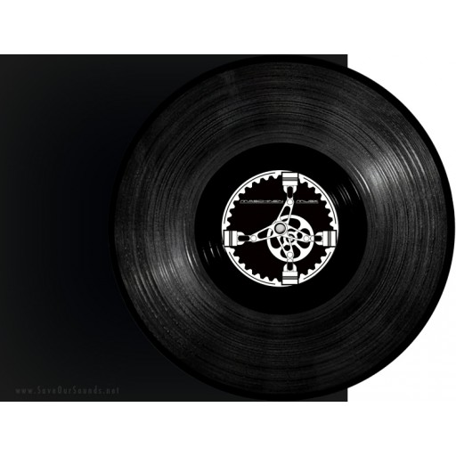 "Dr. Schmidt - Borg (Maschinen Musik) 12"" vinyl"