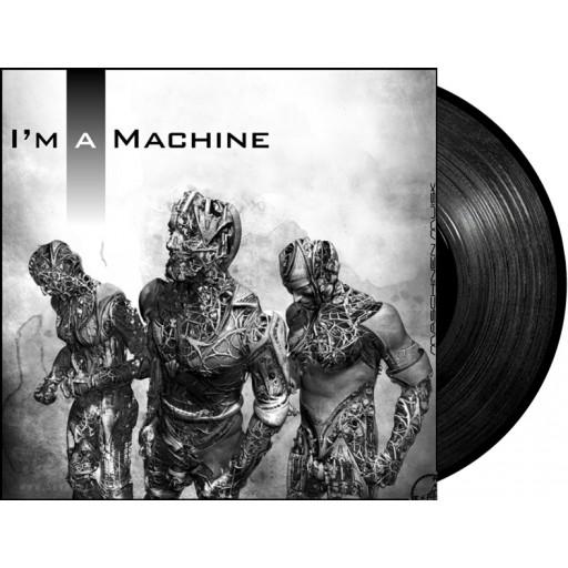 """Solar Chrome / T.R.O. / E.V.A.C. - I'm A Machine (Maschinen Musik) 12"""" vinyl"""
