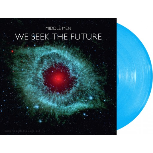 Middle Men - We Seek The Future (FDB Recordings) 12'' blue