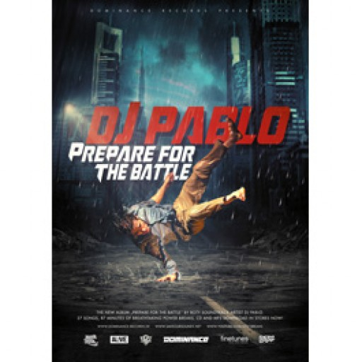 DJ Pablo - Prepare For The Battle (poster)