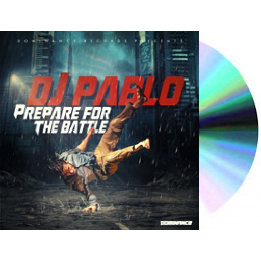 DJ Pablo - Prepare For The Battle (CD)