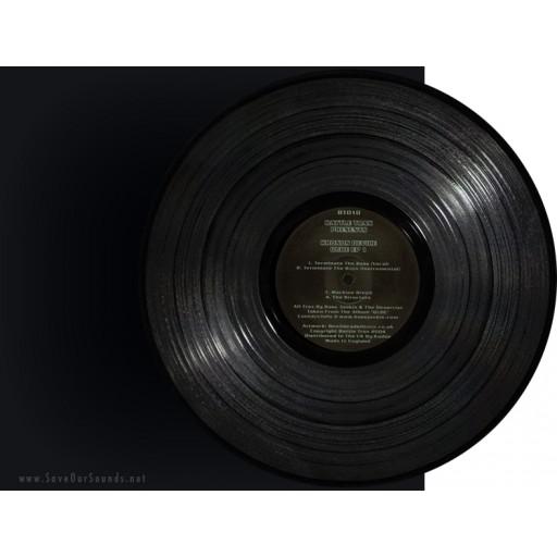 Kronos Device (Bass Junkie & The Dexorcist) - Qube EP 1 (Battle Trax) 12''