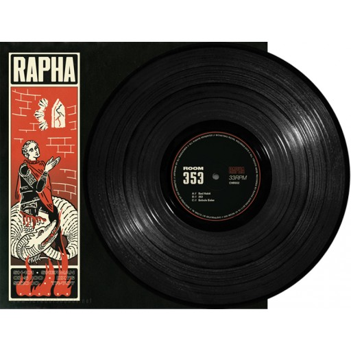 "Rapha - Room 353 (Chateau Royal) 12"" vinyl"