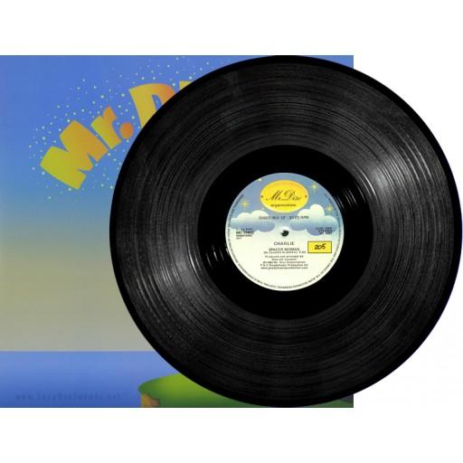 Charlie - Spacer Woman (Mr. Disc Organization) 12'' vinyl
