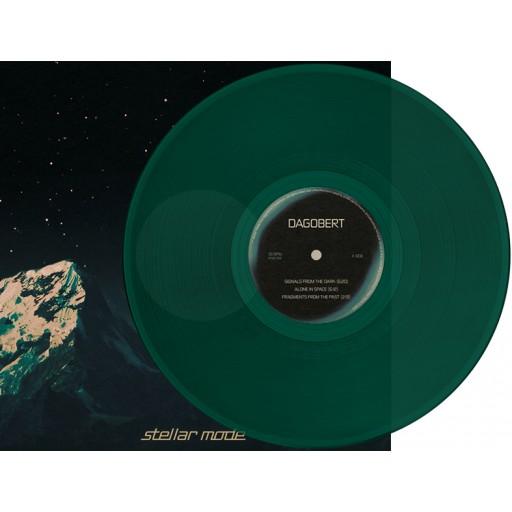 """Dagobert & Kalson - Stellar Mode (Stellar Mode 002) 12"""" vinyl"""