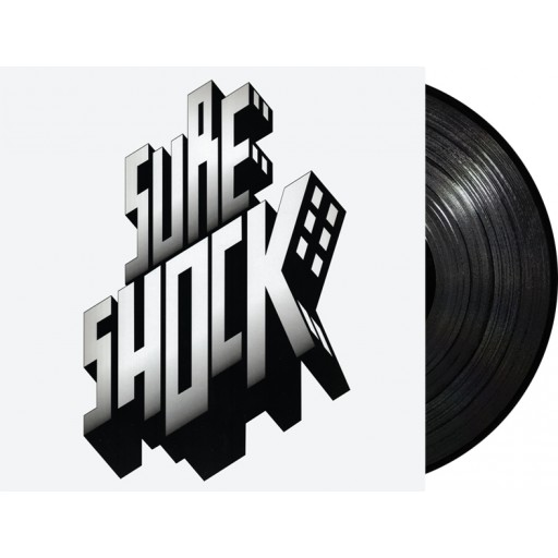 "Dagobert - Theme of Sure Shock (12"" vinyl) Dominance Electricity"