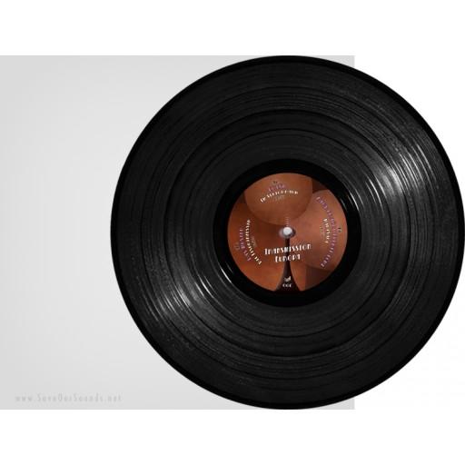 Various - Transmission Europa (Pulse Drift Recordings) 12''