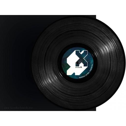 """Mysteryman - C-Lektro Rmxs Pt.2 (Mystery X2) 12"""" vinyl"""