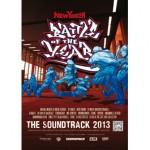 BOTY Soundtrack 2013 (poster)