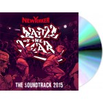 Battle Of The Year 2015 - The Soundtrack (CD)