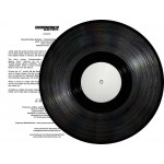 Dynamik Bass System - Teleprompter (Dominance Electricity) 12'' vinyl test pressing
