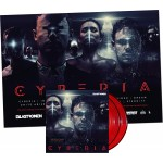 "Blastromen - Cyberia (Dominance Electricity) 2x12"" red + poster"