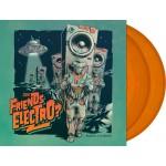 "Model Citizens - Are Friends Electro? (Dominance Electricity) 2x12"" orange vinyl"