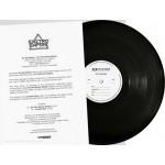 "DJ Overdose - On The Silver Globe (Electro Empire) 12"" test pressing"