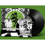 The Exaltics - Das Heise Experiment 2 (Solar One Music) 2x10'' + comic