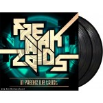 "The Freakazoids - In Freakz We Trust (2x12"" vinyl)"