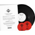 U96 + Wolfgang Flür - Zukunftsmusik (Ground Control) 12'' test pressing vinyl