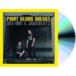 Jay-Roc & Jakebeatz - Point Blank Breaks (CD)