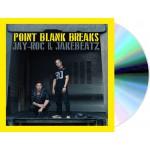 Jay-Roc & Jakebeatz - Point Blank Breaks (CD)