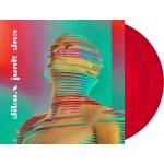 "Dibu-Z - Junk DNA (Dominance Electricity) 2x12"" red vinyl"