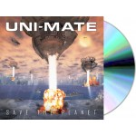 Uni-Mate ‎- Save The Planet (Microciudad Recordings) CD