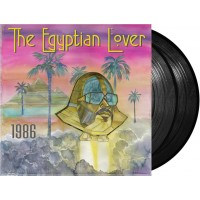 "Egyptian Lover - 1986 (Egyptian Empire) 2x12"" album"