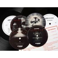 "Blastromen - Cyberia (Dominance Electricity) 2x12"" test pressing"