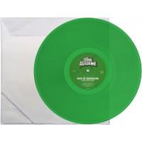 Bass Junkie, Gods Of Technology, Jamie Jupitor (Bass Academy Vol.5) 12'' green