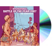 Battle Of The Year 2007 - The Soundtrack (CD)